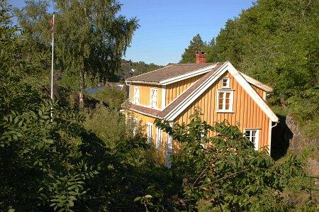 Hytta i Kilsund